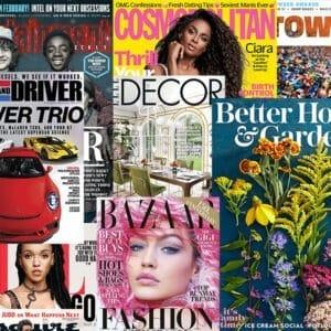 Magazine Subscription Bundle